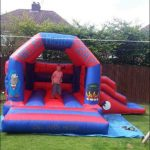 Harrys Magic Castle with slide £55