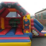 Super Hero with slide £55